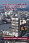 Contemporary Problems of Urban and Regional Development