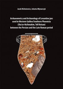 Archaeometry and Archaeology of Levantine jars used in Western Galilee/Southern Phoenicia (Sha'ar-Ha'Amakim, Tell Keisan) between the Persian and the Late Roman period