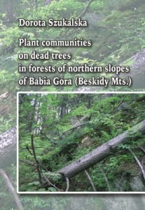Plant communities on dead trees in forests of northern slopes of Babia Góra (Beskidy Mts.)